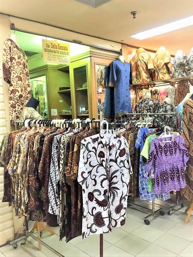 Kios / Toko  ITC Cempaka Mas Lokasi Strategis dan Bagus, Cempaka Mas, Jakarta Pusat