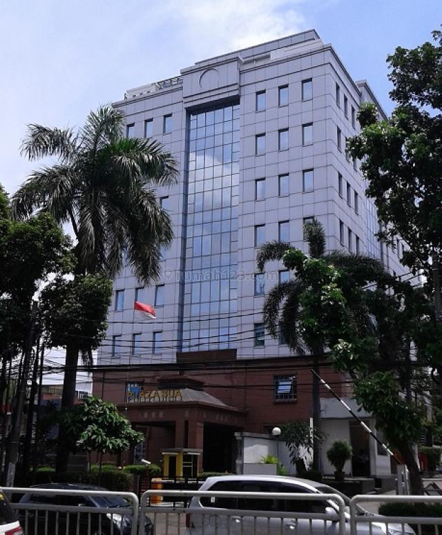 Kantor 103m2 di Plaza SUA, Soepomo - Tebet, Supomo, Jakarta Selatan