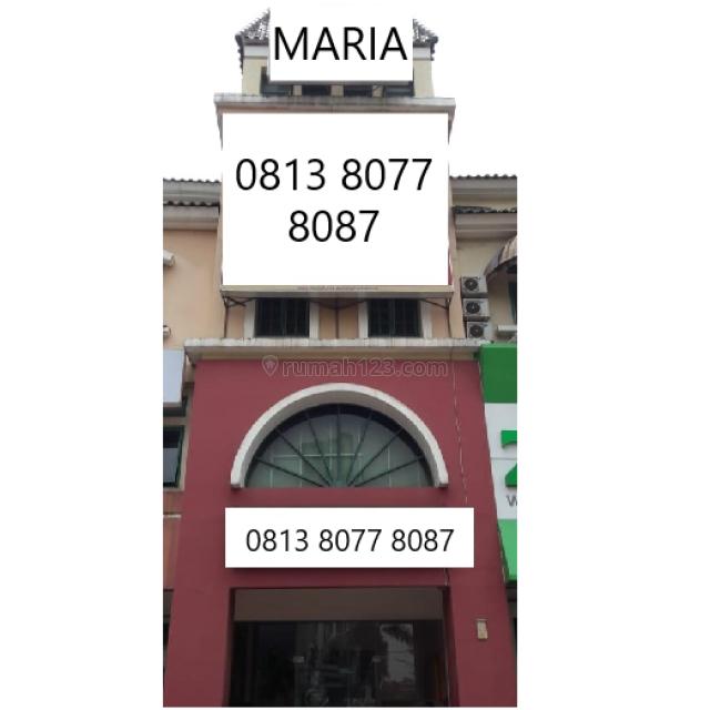 Ruko Sentra Niaga T3, Puri Indah, Jakarta Barat