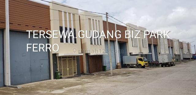 GUDANG READY BIZ PARK, Daan Mogot, Jakarta Barat