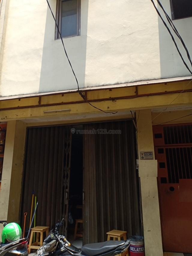 RUKO DI KEMANGGISAN HUB 081270929080 JOSWAN PR 20656, Kemanggisan, Jakarta Barat