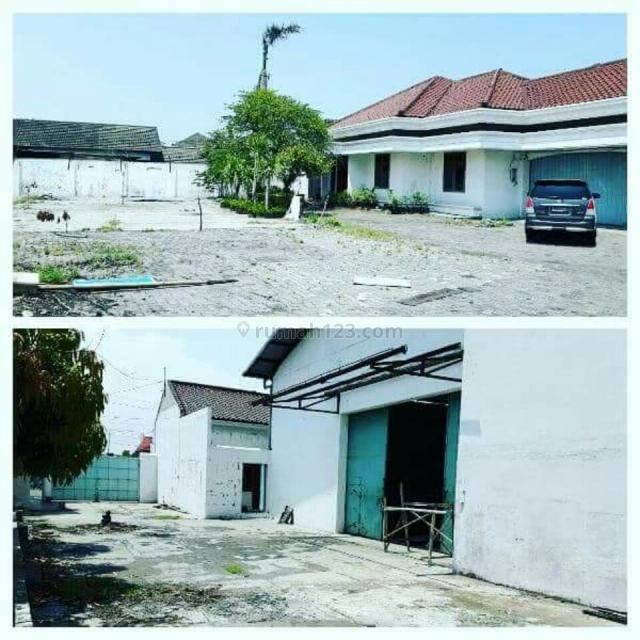 gudang lokasi strategis, Genuk, Semarang