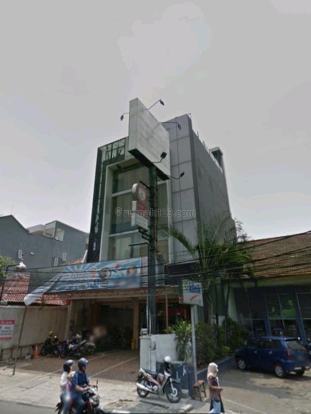 Ruko Komersil Strategis Radio Dalam Raya Gandaria Utara Kebayoran Baru Jakarta Selatan, Radio Dalam, Jakarta Selatan