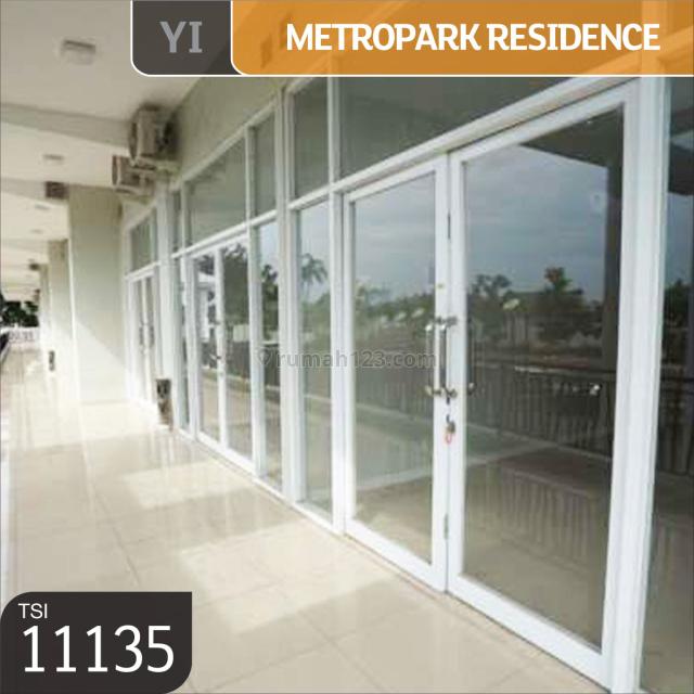 Kios Apartemen Metropark Residence, Jakarta Barat, 27.36m, Kebon Jeruk, Jakarta Barat