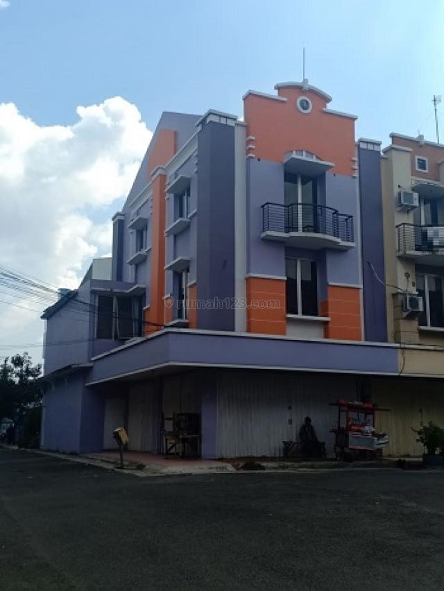 ruko luas harga puas di boulevard (7749)SN, Harapan Indah, Bekasi