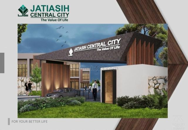 Jati Asih Central City Ruko Boulevard dekat pintu tol jati Asih Bekasi Jawa Barat, Cikunir, Bekasi