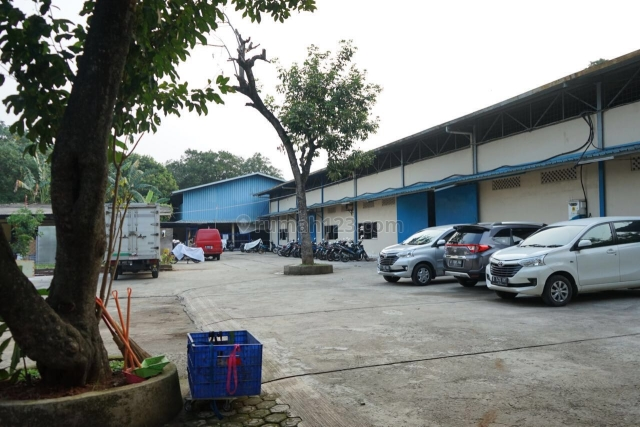 pabrik/gudang  siap pakai di krangan cibubur hub 0811146627, Cibubur, Bekasi