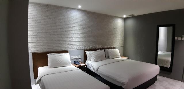 Budget Hotel Baru di Pusat kota Surabaya, business area, tingkat hunian tinggi, Tidar, Surabaya