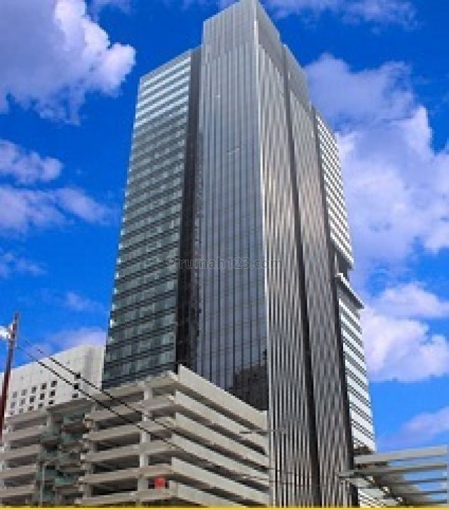 Office  300m2  di Mangkuluhur  City office Tower, Gatot Subroto, Gatot Subroto, Jakarta Selatan