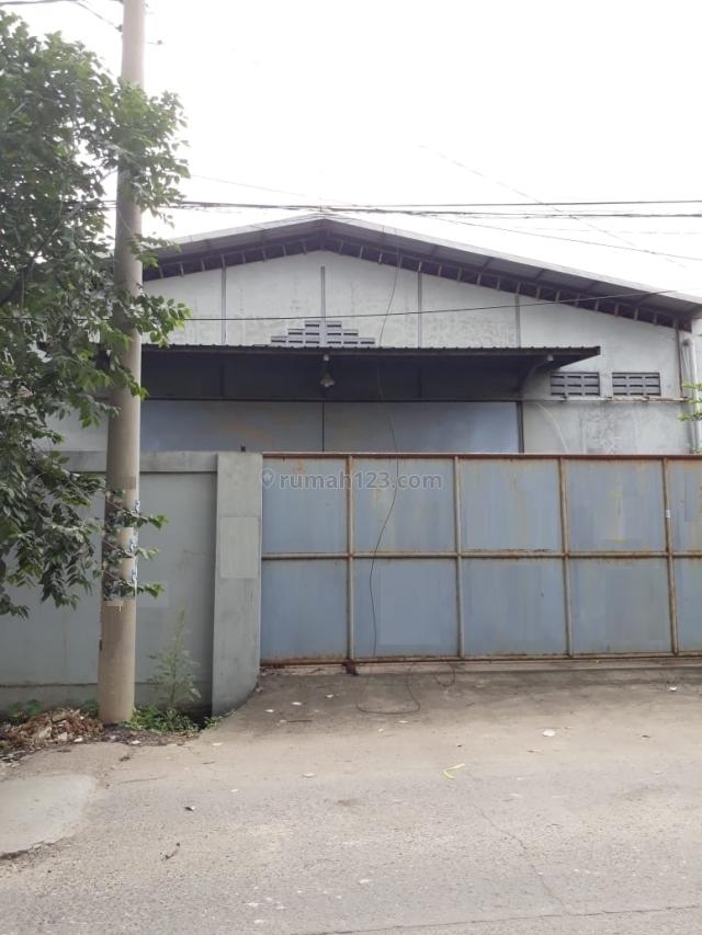Murah.., Jarang Ada Gudang 1000m Kavling DPR, Cipondoh, Tangerang, Banten, Cipondoh, Tangerang