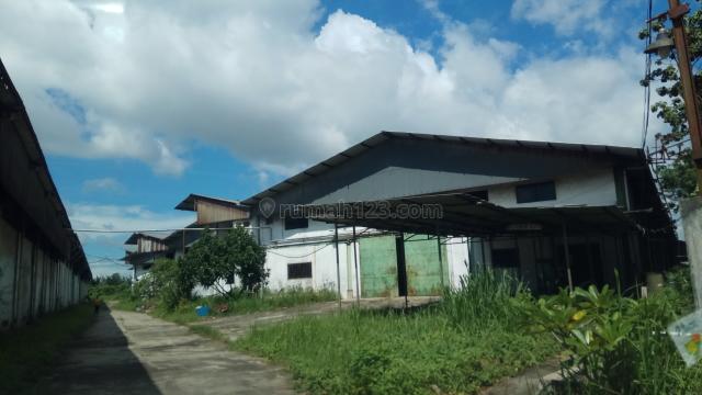 Pabrik buat Produksi ditengah kota tangerang, akses mudah jarang ada, Bitung, Tangerang