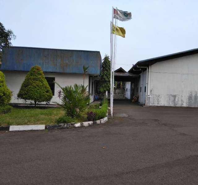 Pabrik di Bekasi Jawa Barat (Hitung Tanah Saja), Bekasi Kota, Bekasi