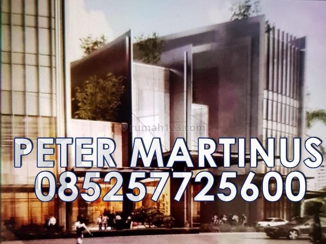 Hot Sale! 50jt/sqm Office Strategis World Capital Tower 117sqm, Mega Kuningan, Jakarta Selatan