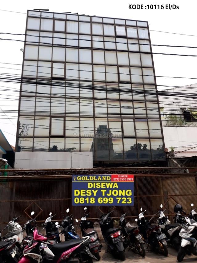 KODE :10116(El/Ds) Ruko Kartini, Bagus, Luas 9x15 Meter, Kartini, Jakarta Pusat