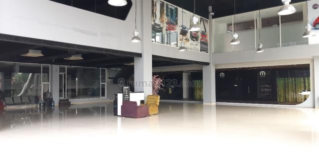 Ruang Usaha Komersil, Perkantoran Di Arteri Pondok Indah, Pondok Indah, Jakarta Selatan