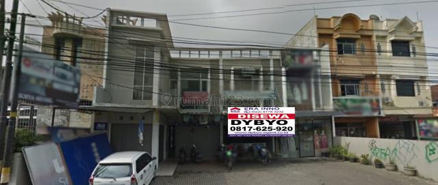 Ruko C di margacinta ciwastra buah batu, Bandung, Margacinta, Bandung