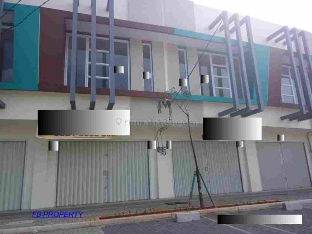 Ruko Baru Siap Guna di Segara city Bekasi (SN), Tarumajaya, Bekasi