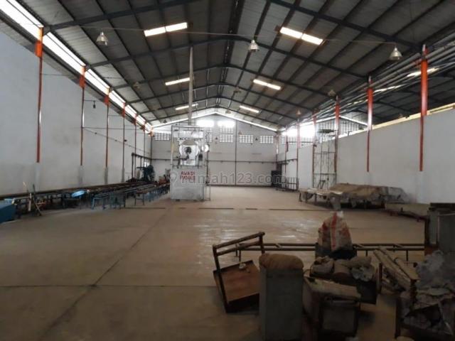 Gudang/Pabrik di pergudangan Akong tangerang, Mauk, Tangerang