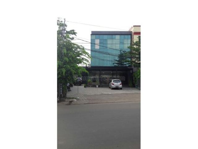 Kantor & Gudang Luas Siap Huni di Jakarta Barat P0936, Cengkareng, Jakarta Barat