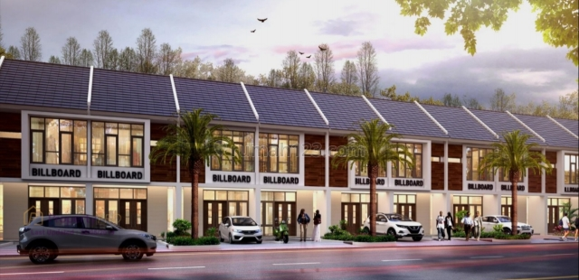 Ruko DP 10% Cicil 4x Harga Perdana Fasilitas Lengkap, Serpong, Tangerang