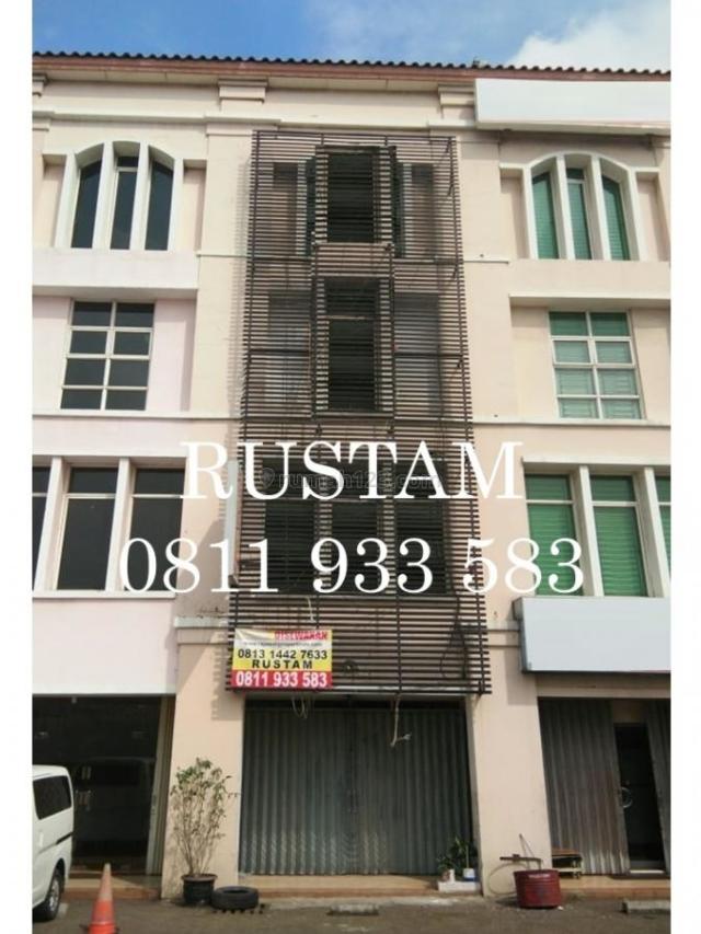 Ruko Mangga Dua Square Lokasi Strategis Bisa Untuk Resto, Mangga Dua, Jakarta Barat