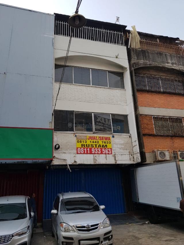 Ruko Glodok Plaza Jakarta Barat Harga Nego Bagus Untuk Kantor Dan Usaha, Kota, Jakarta Barat
