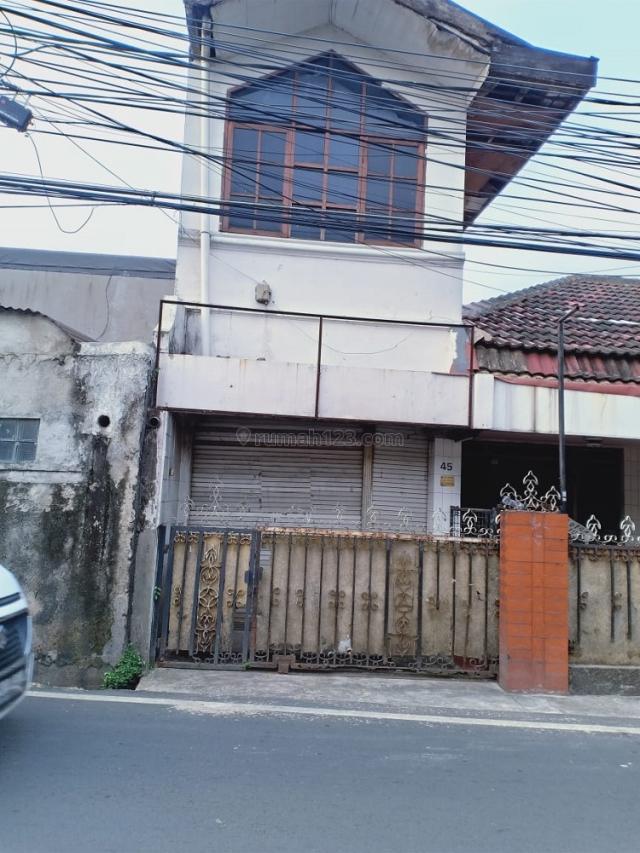RUKO DI KEMANGGISAN 3,5 X 7 m2 (HUB : 0812 8006 9222) WAISA PR 25798, Kemanggisan, Jakarta Barat