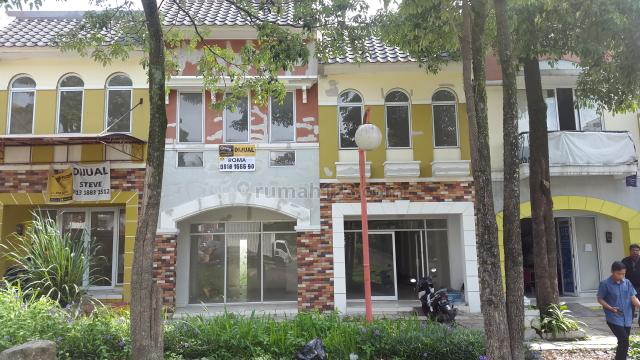 Ruko Fusion di BNR Bogor, Bogor Nirwana Residence, Bogor