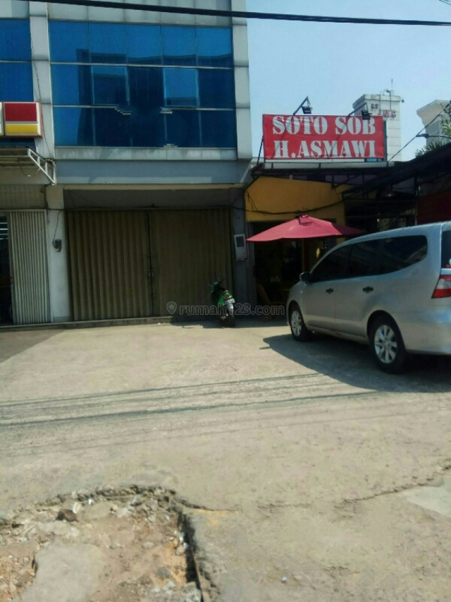 RUKO DI JAKARTA SELATAN LT 5x11m (HUB: 0813-7733-8080) LUQMAN PR 25870, Pejaten, Jakarta Selatan
