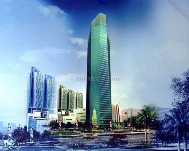 For Leased Office Space at APL Tower Central Park-Podomoro City, Central Park, Jakarta Barat