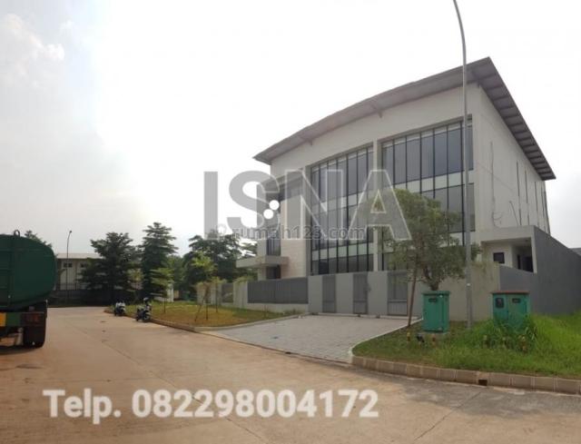 kantor dan gudang taman tekno BSD, BSD, Tangerang