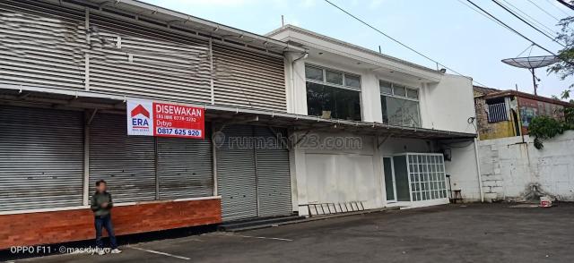 Tempat usaha di main road jalan Laswi lokasi terbaik Strategis, Buah Batu, Bandung