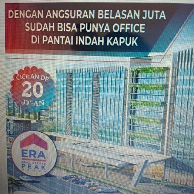 Perkantoran Arcade Business Center PIK jakarta utara, Pantai Indah Kapuk, Jakarta Utara