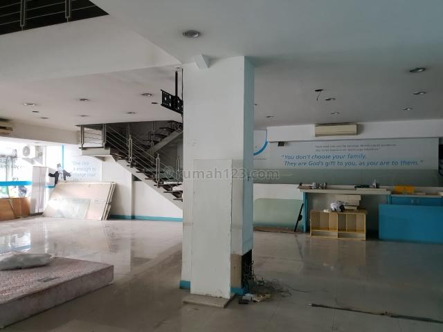 Bangunan komersial di Salemba Jakarta Pusat, Salemba, Jakarta Pusat