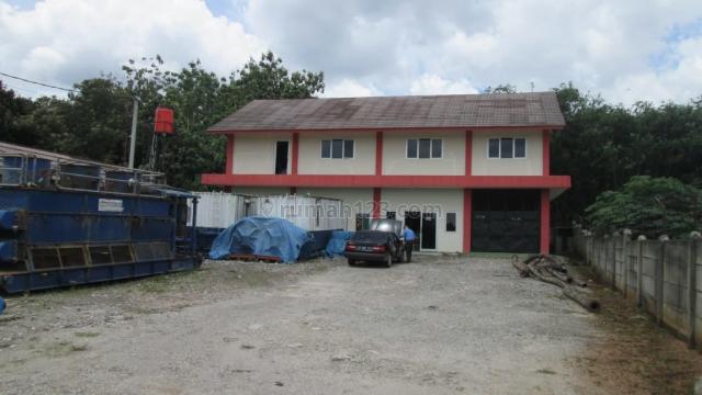 Warehouse Bekas Kantor & Gudang Lokasi di Cimuning, Cimuning, Bekasi