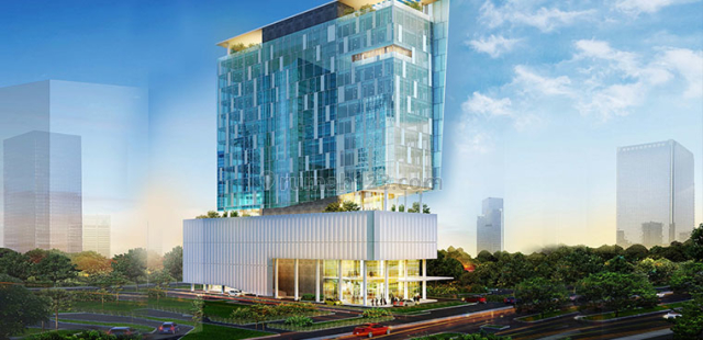 MENARA BINAKARSA NEW BUILDING 2019 AVAILABLE 1200sqm, Kuningan, Jakarta Selatan