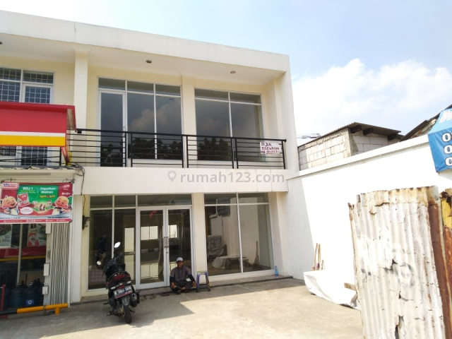 RUKO DI LENTENG AGUNG 2 LANTAI, HUB: 081377338080 JIMMY PR-26624, Lenteng Agung, Jakarta Selatan