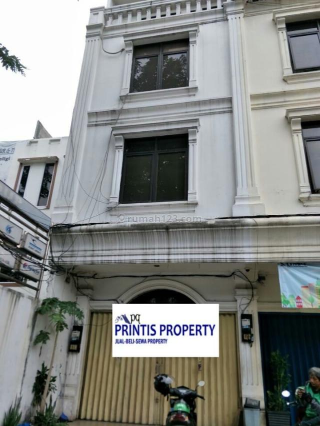 Ruko 3,5 lantai, Tebet, Jakarta Selatan