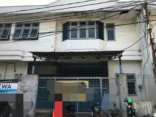 gudang kawasan industri, Serpong, Tangerang