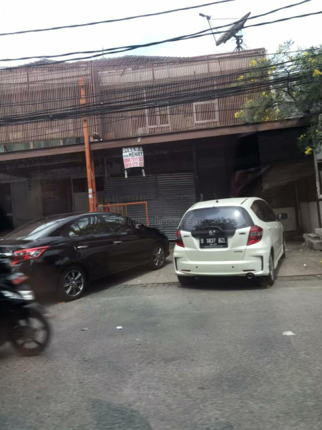 ruang usaha green ville jakarta barat, Green Ville, Jakarta Barat