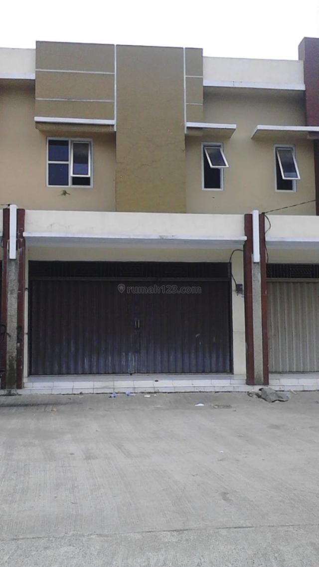 Ruko Murah Lokasi Strategist di Pesona Anggrek, Harapan Jaya, Bekasi
