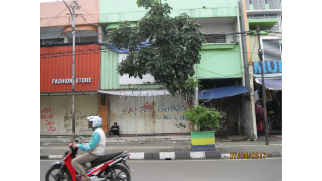 Ruko di lokasi Strategis Jalan Dewi Sartika Bandung, Regol, Bandung