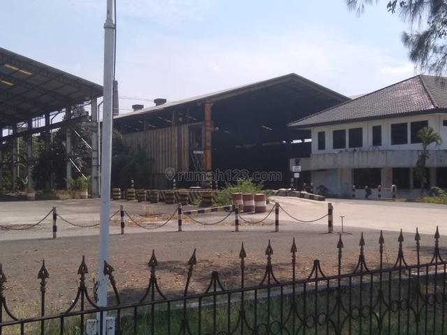 Ruang usaha pabrik, Pulo Gadung, Jakarta Timur