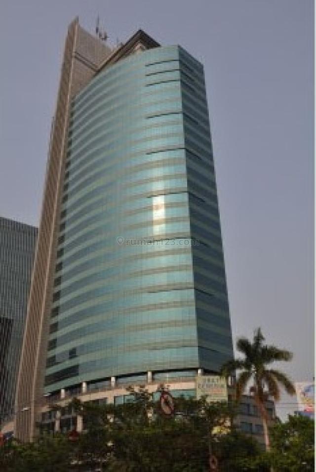 Kantor Furnished 196m2    di Menara Kadin , Rasuna Said, Setiabudi, Jakarta Selatan