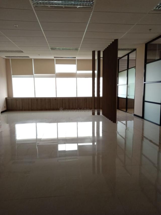 18 Office Park, Size 234sqm, TB Simatupang, Jakarta Selatan