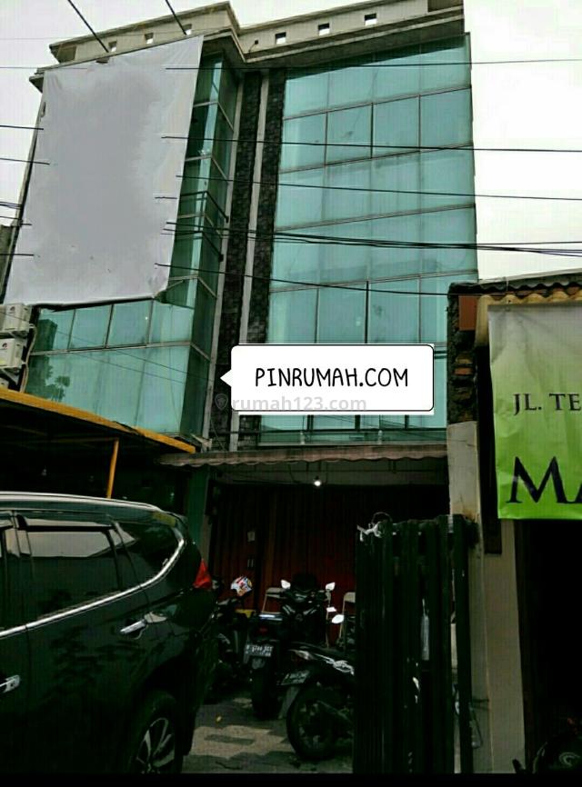 RUKO DI TEBET LB 149 m2 (HUB: 0813-7733-8080) LUQMAN PR 27554, Tebet, Jakarta Selatan