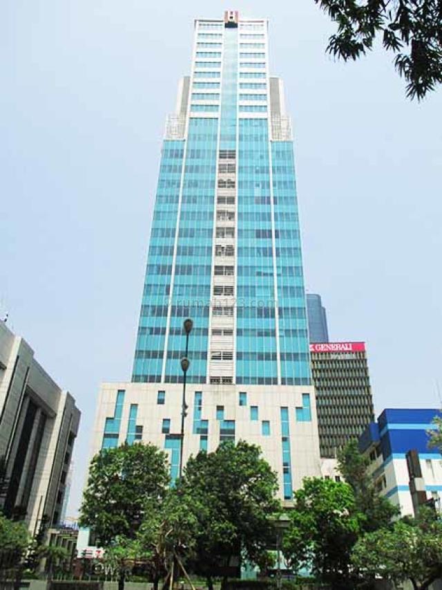 Kantor 500m2 di The H Tower, Jl. HR. Rasuna Said, Setiabudi, Jakarta Selatan