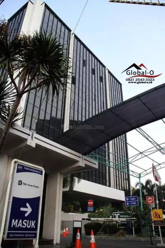 Kantor di Tifa Building-Kuningan Barat,JAKSEL, Kuningan, Jakarta Selatan