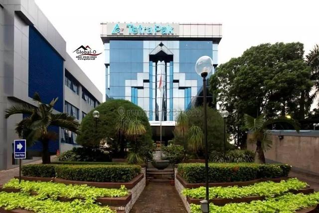 INFO Kantor di Tetra Pak Building,Buncit Raya,JAKSEL LUAS 915, Mampang, Jakarta Selatan