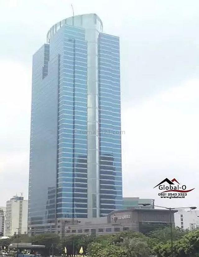 INFO Office Space di Wisma Mulia,Gatot Subroto,JAKSEL!  Luas: 292 m2, Gatot Subroto, Jakarta Selatan